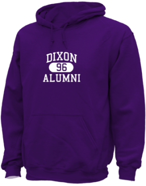 Dixon High School Hoodies