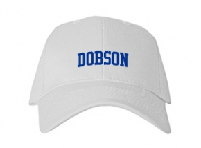 Dobson High School Kid Embroidered Baseball Caps