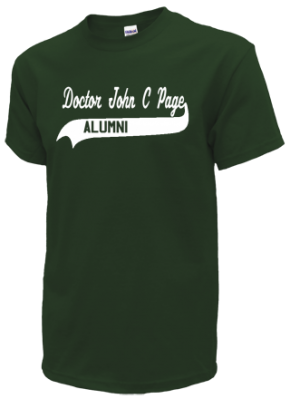 Doctor John C Page Elementary School T-Shirts