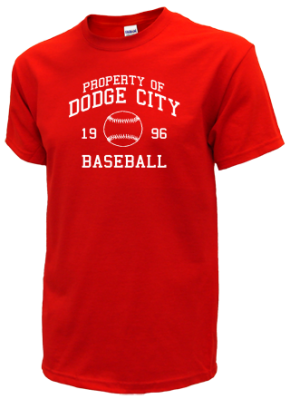 Dodge City High School T-Shirts