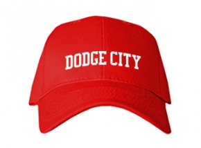 Dodge City High School Kid Embroidered Baseball Caps