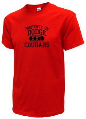 Dodge Elementary School Kid T-Shirts