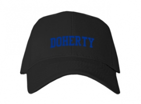Doherty High School Kid Embroidered Baseball Caps