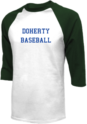 Doherty High School Raglan Shirts