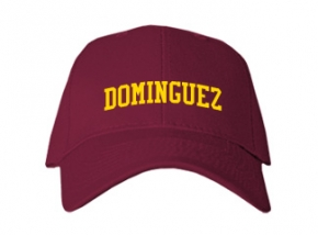 Dominguez High School Kid Embroidered Baseball Caps