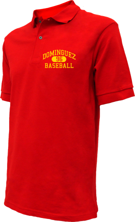 Dominguez High School Embroidered Polo Shirts