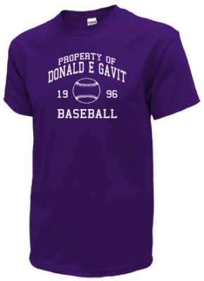 Donald E Gavit High School T-Shirts