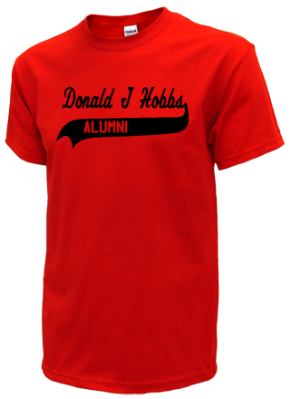 Donald J Hobbs Middle School T-Shirts