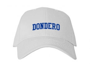 Dondero High School Kid Embroidered Baseball Caps