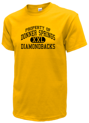 Donner Springs Elementary School Kid T-Shirts