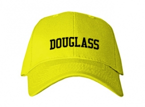 Douglass Elementary School Kid Embroidered Baseball Caps