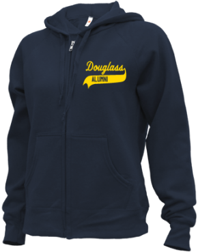 Douglass Junior High School Zip-up Hoodies