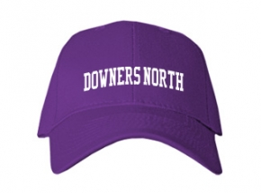 Downers Grove North High School Kid Embroidered Baseball Caps