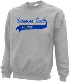 Downers Grove South High School Sweatshirts