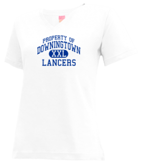 Downingtown Middle School V-neck Shirts