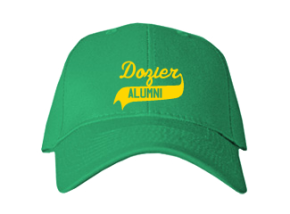 Dozier Elementary School Embroidered Baseball Caps