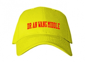 Dr An Wang Middle School Kid Embroidered Baseball Caps
