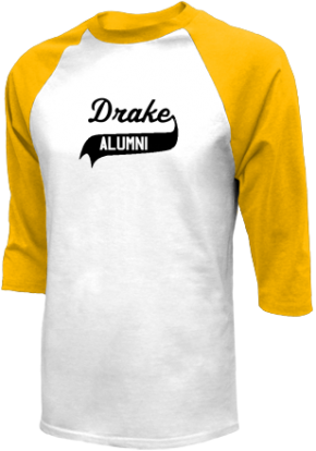 Drake Middle School Raglan Shirts