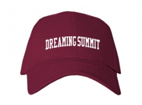 Dreaming Summit Elementary School Kid Embroidered Baseball Caps