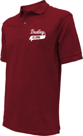 Dudley Elementary School Embroidered Polo Shirts