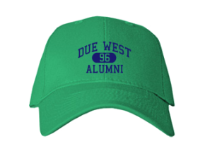 Due West Elementary School Embroidered Baseball Caps