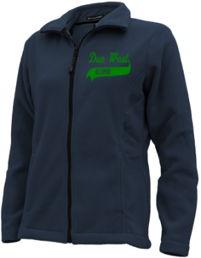 Due West Elementary School Embroidered Fleece Jackets