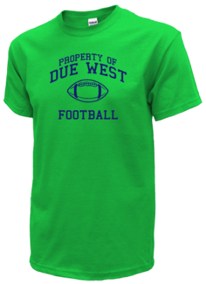Due West Elementary School Kid T-Shirts