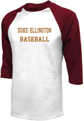 Duke Ellington High School Raglan Shirts