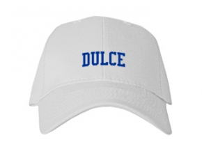 Dulce Elementary School Kid Embroidered Baseball Caps
