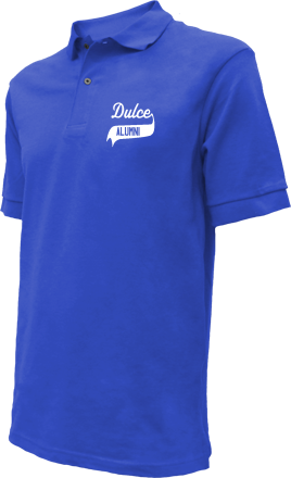 Dulce Elementary School Embroidered Polo Shirts