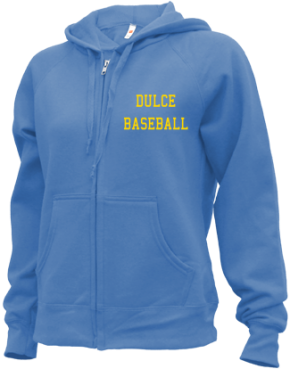 Dulce High School Zip-up Hoodies