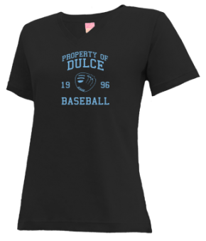 Dulce High School V-neck Shirts