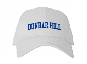 Dunbar Hill Elementary School Kid Embroidered Baseball Caps
