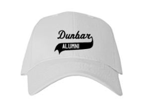 Dunbar Middle School Embroidered Baseball Caps