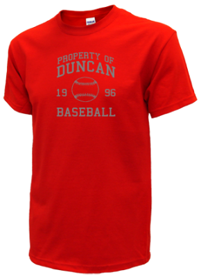 Duncan High School T-Shirts