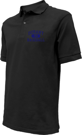 Durant High School Embroidered Polo Shirts