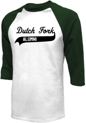 Dutch Fork Middle School Raglan Shirts