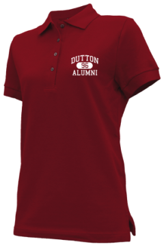 Dutton High School Embroidered Polo Shirts