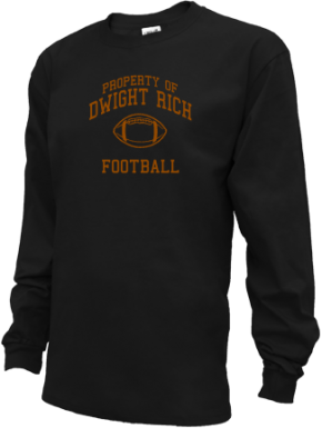 Dwight Rich Middle School Kid Long Sleeve Shirts