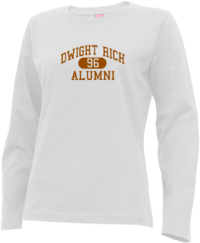 Dwight Rich Middle School Long Sleeve Shirts