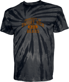 Dwight Rich Middle School Kid Tie-dye T-Shirts