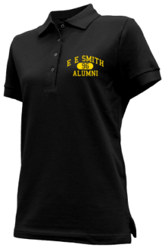E E Smith High School Embroidered Polo Shirts