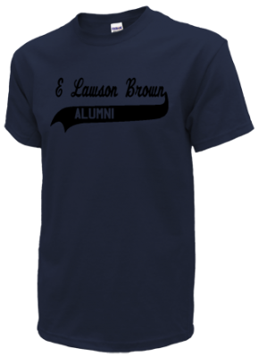 E Lawson Brown Middle School T-Shirts