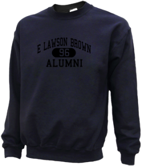E Lawson Brown Middle School Sweatshirts