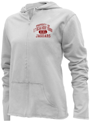 E T Belsaw Mount Vernon School Girls Zipper Hoodies