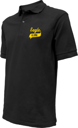 Eagle Middle School Embroidered Polo Shirts