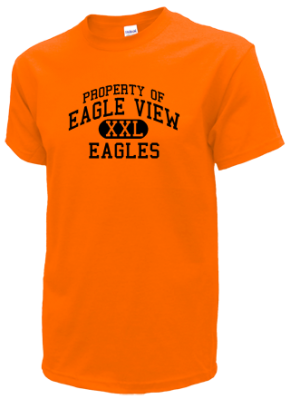 Eagle View Elementary School Kid T-Shirts