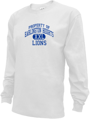 Earlington Heights Elementary School Kid Long Sleeve Shirts