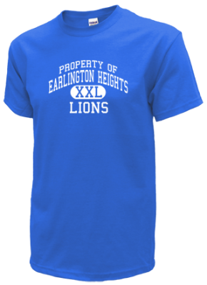 Earlington Heights Elementary School Kid T-Shirts