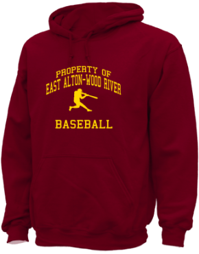 East Alton-wood River High School Hoodies
